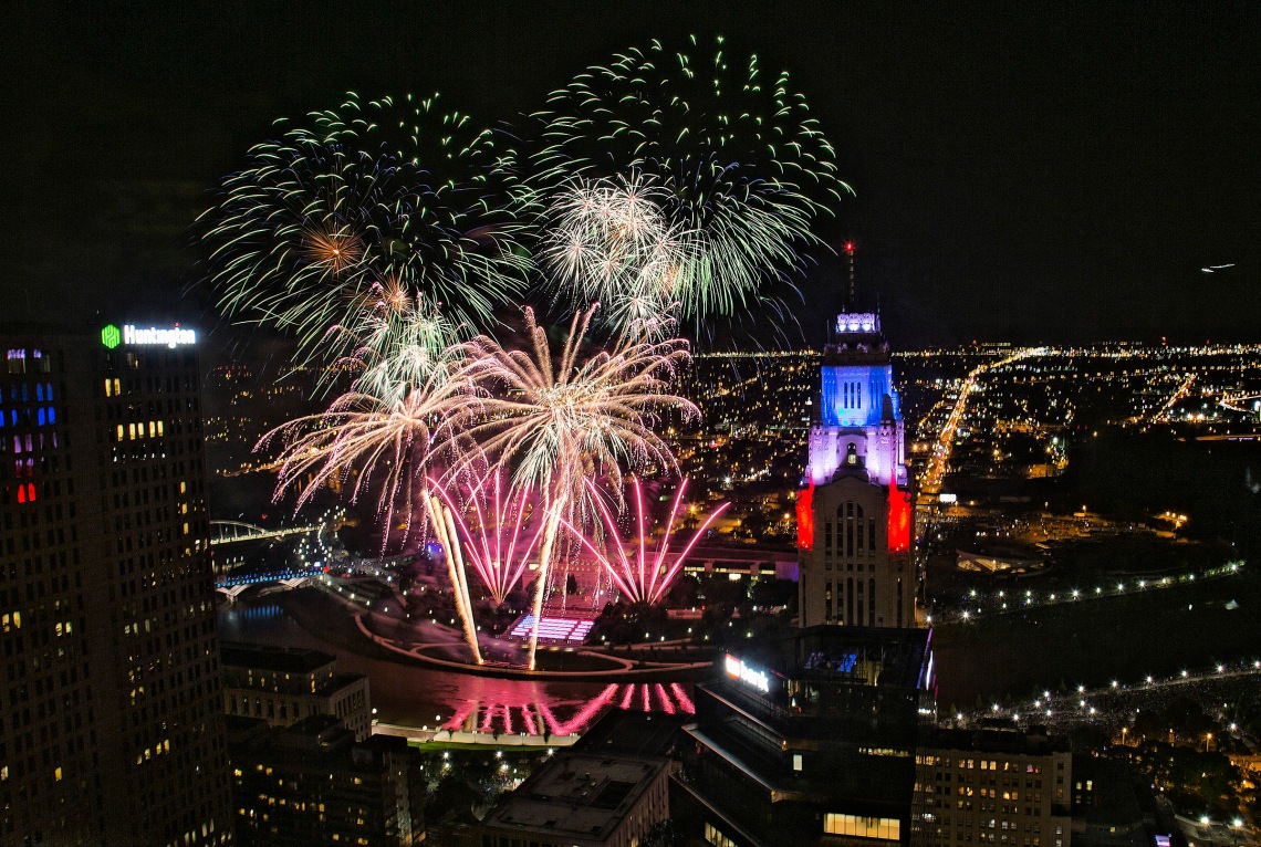 Red, White and Boom